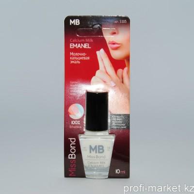 Уход за ногтями Miss bond Молочно-кальциевая эмаль
