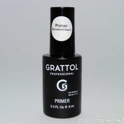 Праймер бескислотный Grattol