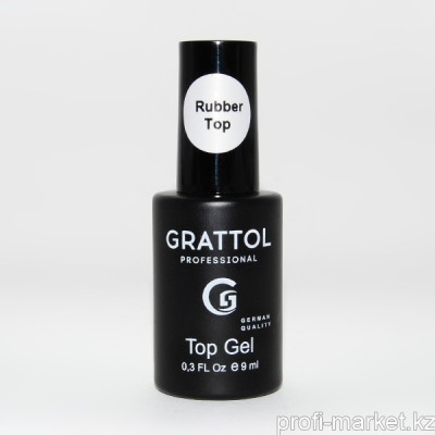 Топ Каучуковый Rubber Top Gel Grattol