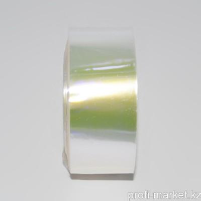 """Декор """"Битое стекло"""" в рулоне (2,5 см x 100 м) (03 Сиренево-золотое)"""