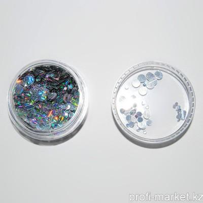 Декор Bubbles IRISK в баночке (01)