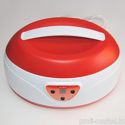Ванна парафиновая алюминиевое покрытие, электронное управление, 3л (02 Красная)