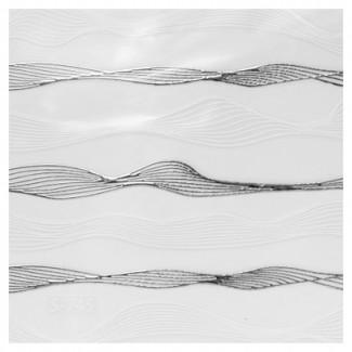 Лента-волна гибкая  для дизайна (001)