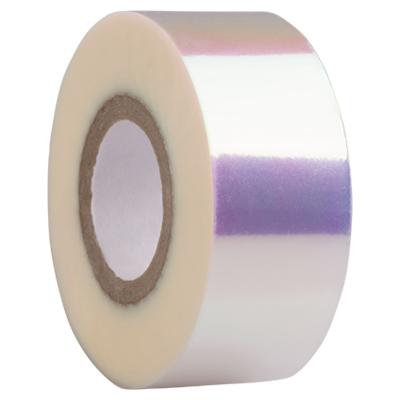 "Декор ""Битое стекло"" в рулоне (2,5 см x 100 м) (01 Бело-розовое)"