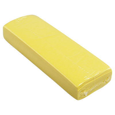 Полоски для депиляции жёлтые 7х20 см, 100 шт (01 Желтые)