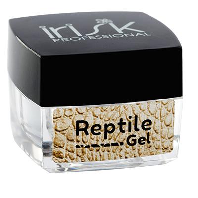 Гель-лак Reptile Gel основа для дизайна, 5мл (01 ЗОЛОТО)