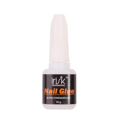 """Клей для ногтей с кисточкой """"IRISK"""" 10 г"""