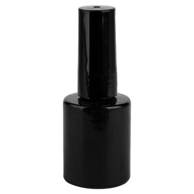 Флакон стекло черный, 10мл