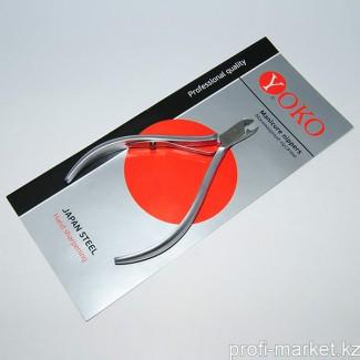 Щипчики для кожи SK 004/4, одинарная пружина, длина лезвия 4мм