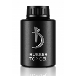Rubber Top (Каучуковое верхнее покрытие для гель лака) 35мл.