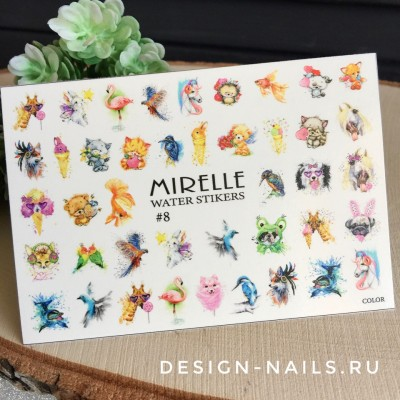 Слайдер дизайн MIRELLE - #8