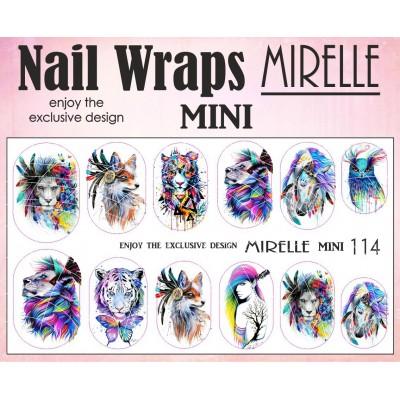 Термопленки MIRELLE mini - #114