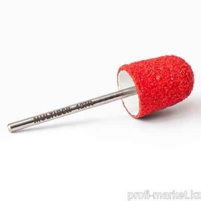 Педикюрная насадка MULTIBOR 127R (красная, грубая)