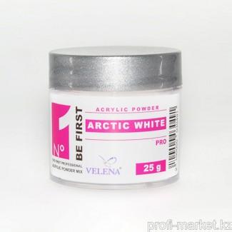 Базовая акриловая смесь пудра BE FIRST 25г Арктическая белая