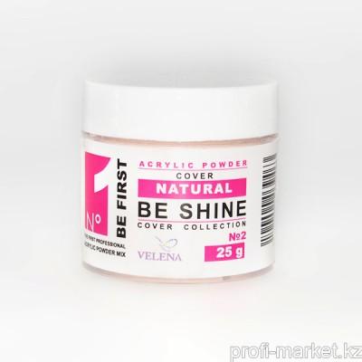 Камуфлирующая акриловая смесь пудра BE FIRST 25г Natural shine-2
