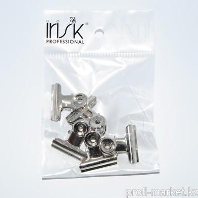 Зажим-прищепка для создания арочных ногтей (металлическая), 5 шт в упаковке