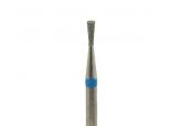 Насадка алмазная обратный конус вытянутый 1,6мм средний абразив