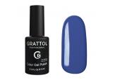 Гель-лак Grattol Color G Polish - тон №06 Cobalt