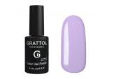 Гель-лак Grattol Color G Polish - тон №12 Pastel Violet