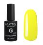 Гель-лак Grattol Color G Polish - тон №34 Yellow