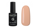 Гель-лак Grattol Color G Polish - тон №78 Light Peach