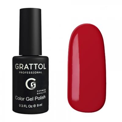 Гель-лак Grattol Color G Polish - тон №85 Dark Red
