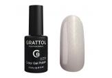 Гель-лак Grattol Color G Polish - тон №121 Cream Pearl
