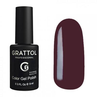 Гель-лак Grattol Color G Polish - тон №144 Tawny Port