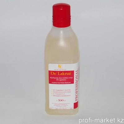 Жидкость для снятия лака без ацетона - Non-Acetone Polish Remover, 500мл