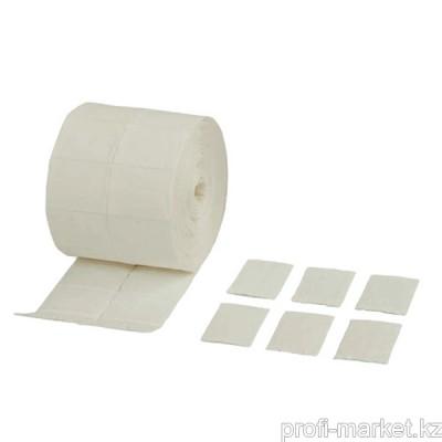 Безворсовые маникюрные салфетки (12 слоев, 500 шт в рулоне)