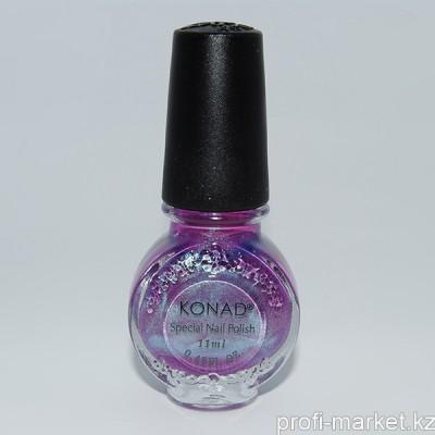 Лак для стемпинга Violet Pearl S18  11ml Фиолетово-перламутровый