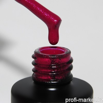 Гель-лак Grattol Color G Polish - тон №86 Glossy Crimson