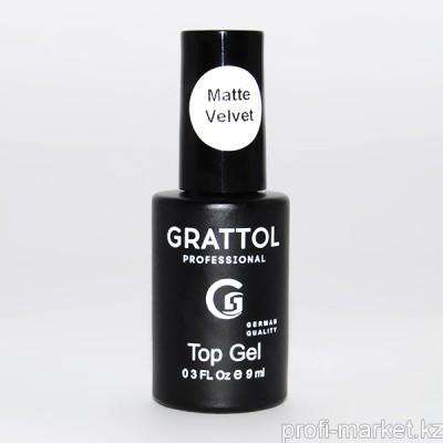 Матовый топ Matte Top Gel Grattol