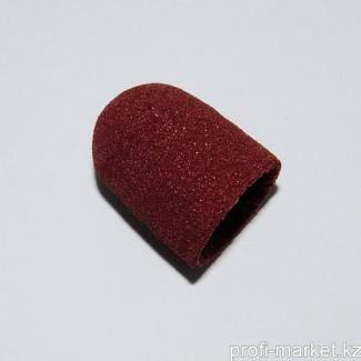 """Б802-13-03 Колпачок песочный коричневый """"IRISK"""", 13,0 мм (180 грит), 5 шт"""