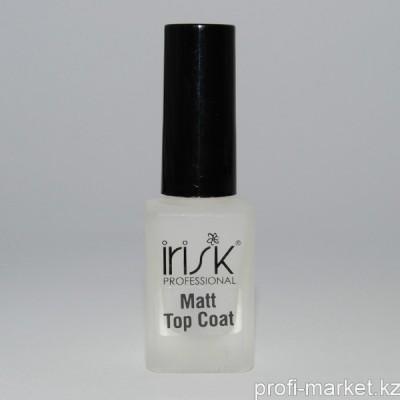 """Матирующее покрытие Matt Top Coat """"IRISK"""", 12 мл"""