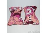 Валик-подушка для рук тканевый, 2 шт (в ассорт.)