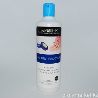 Жидкость для снятия биогеля, геля, гель-лака, 1000мл