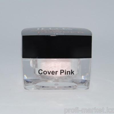 "Акриловая пудра РC Cover Pink ""IRISK"" 15 мл Premium Pack"
